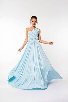 Šaty - Maxi šaty TRANSFORMERS, nebičkové - 9231637_