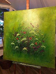 Obrazy - magic meadow - 9231726_