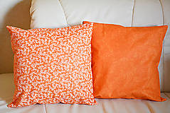 Úžitkový textil - Jarný vankúš 2 - jednofarebný - 9229877_