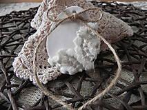 Dekorácie - Čipkované veľkonočné vajíčka:-) - 9235843_