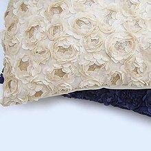 Úžitkový textil - Obliečka na vankúš Béžová - 9237352_