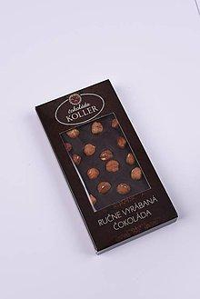 Potraviny - Horká čokoláda s lieskovými orechmi - 9234375_