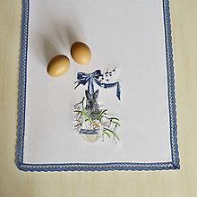 Úžitkový textil - veľkonočný obrus - 9235653_