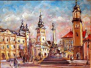 Obrazy - Banská Bystrica - 9235415_