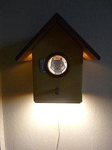 Svietidlá a sviečky - Svietidlo ŽIŽA búdka 579 - 9238544_