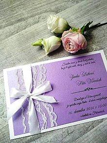Papiernictvo - svadobné oznámenie 804 - 9237978_