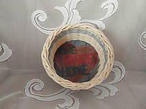 Košíky - Šťastný domov - 9236786_
