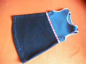 Detské oblečenie - Arlana III. detská suknička - 9236946_
