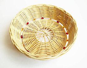 Krabičky - červená pedigová - šperkovnica - 9237678_