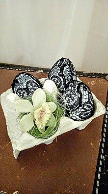 Dekorácie - Veľkonočné vajíčka. - 9240327_