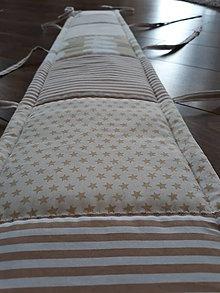 Textil - Hniezdo do postieľky - 9239839_