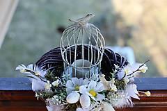 Dekorácie - Veľkonočná dekorácia - 9241487_