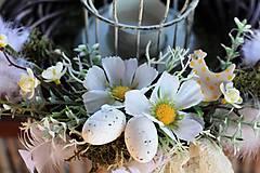 Dekorácie - Veľkonočná dekorácia - 9241488_