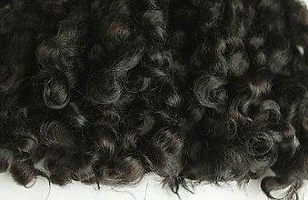 Materiál ručne robený - Vlasy pre bábiky - č.11 - 9240178_