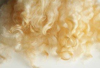 Materiál ručne robený - Vlasy pre bábiky - č. 16 - 9240250_