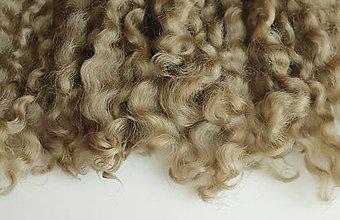 Materiál ručne robený - Vlasy pre bábiky - č. 18 - 9240257_