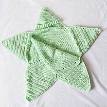 Detské oblečenie - Hviedzička pre novorodenca - 9241644_