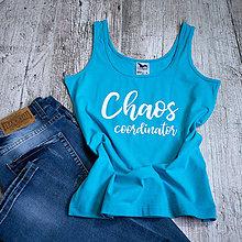 Tielka - Dámske tielko Chaos - 9242640_