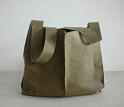 Kabelky - Vegan taška  (Meď/Bronz) - 9242735_