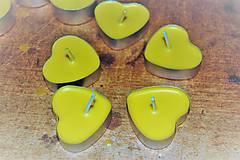 Výroba čajových sviečok - Kreatívna sada