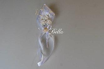 Pierka - Svadobné pierko pre ženícha - 9243079_