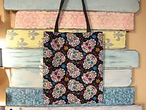 Nákupné tašky - Taška pro autorku hororů - 9240985_