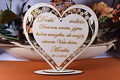 - Poďakovanie Rodičom srdce vyrezávané 15 - 9239278_