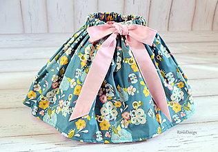 Detské oblečenie - suknička 2v1 - 9247693_