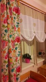 Úžitkový textil - Závesy Bodliaky - 9244839_