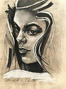 Kresby - portrety - 9245898_