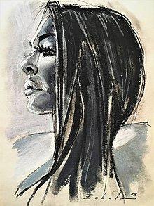 Kresby - portrety - 9246248_