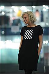 Šaty - FNDLK úpletové šaty 233 RKkL - 9248321_