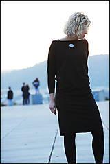 Šaty - FNDLK úpletové šaty 236 TqL - 9248365_
