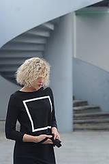 Šaty - FNDLK úpletové šaty 238 RVK - 9248397_