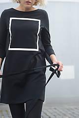 Šaty - FNDLK úpletové šaty 238 RVK - 9248399_