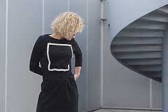 Šaty - FNDLK úpletové šaty 238 RVK - 9248401_