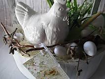 Dekorácie - Veľkonočná dekorácia - 9245179_