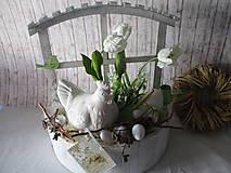 Dekorácie - Veľkonočná dekorácia - 9245192_