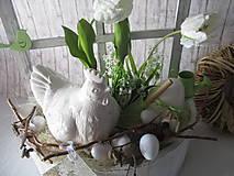 Dekorácie - Veľkonočná dekorácia - 9245197_