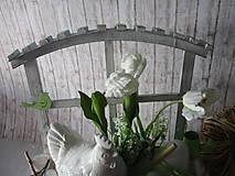 Dekorácie - Veľkonočná dekorácia - 9245202_