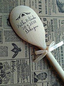 Darčeky pre svadobčanov - vareška pre svadobných hostí - 9245523_