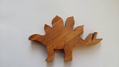 Hračky - Stegosaurus - 9246365_