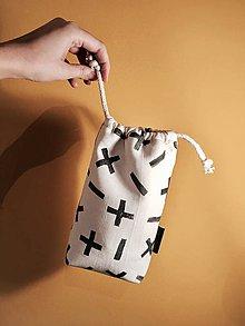 Úžitkový textil - Ušimi desiatové vrecúško pre malého počtára - 9246937_