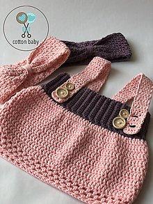 Detské oblečenie - Suknička Little Princess / Little Princess Skirt (6 - 12 mesiacov) - 9246192_