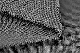 Textil - Látka nepremokavý nylon farba šedá - 9246201_