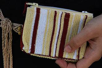 Peňaženky - Peňaženka - 3 priehradky - 9244390_