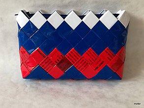 Peňaženky - námornícka peňaženka - 9245357_