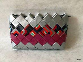 Peňaženky - peňaženka so sivou - 9245464_