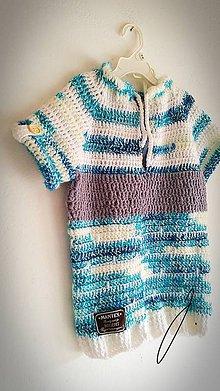 Detské oblečenie - Vesta chlapec ;) - 9250665_