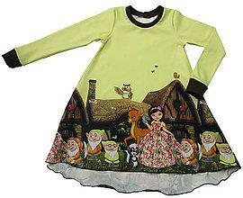 Detské oblečenie - Rozprávkové šatočky - 9249390_